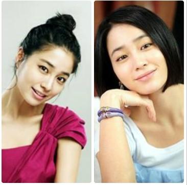 韩国国民女神李敏贞 完美脸型解密
